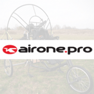 Airone Pro Paramotor PPG Trike